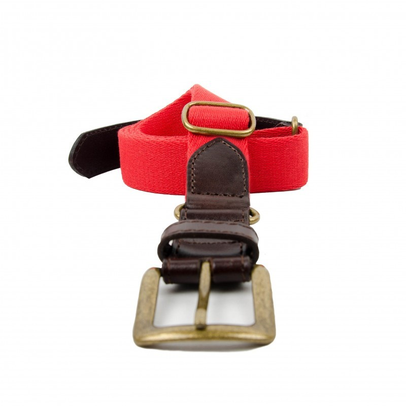 Ceinture sangle Grenadine homme