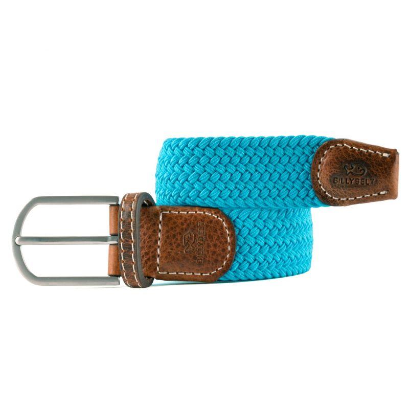 Elastic woven belt Opal