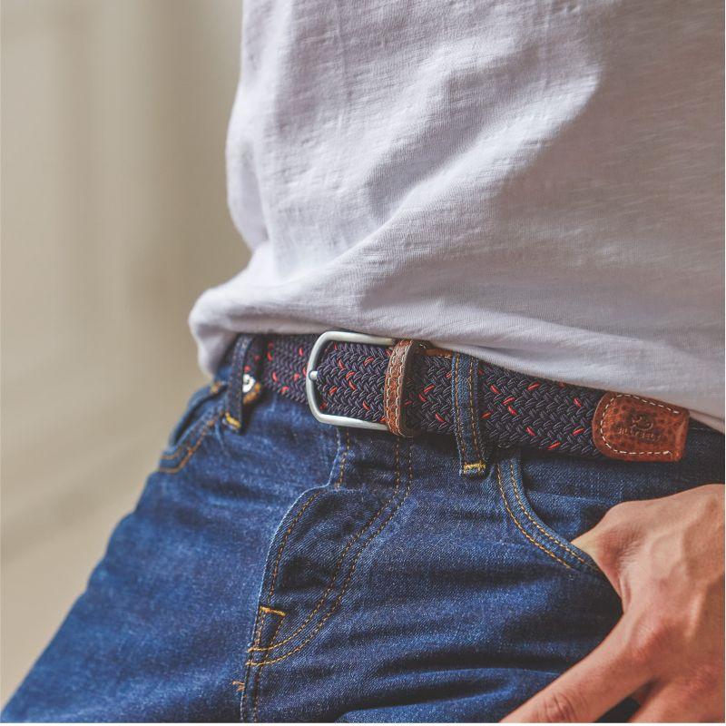 Elastic woven belt The Denver