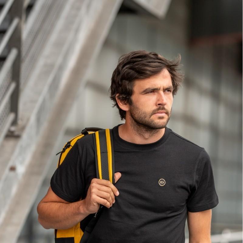 Waterproof Backpack Yellow