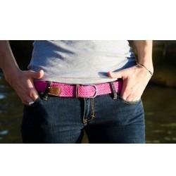 Fushia Pink Belt