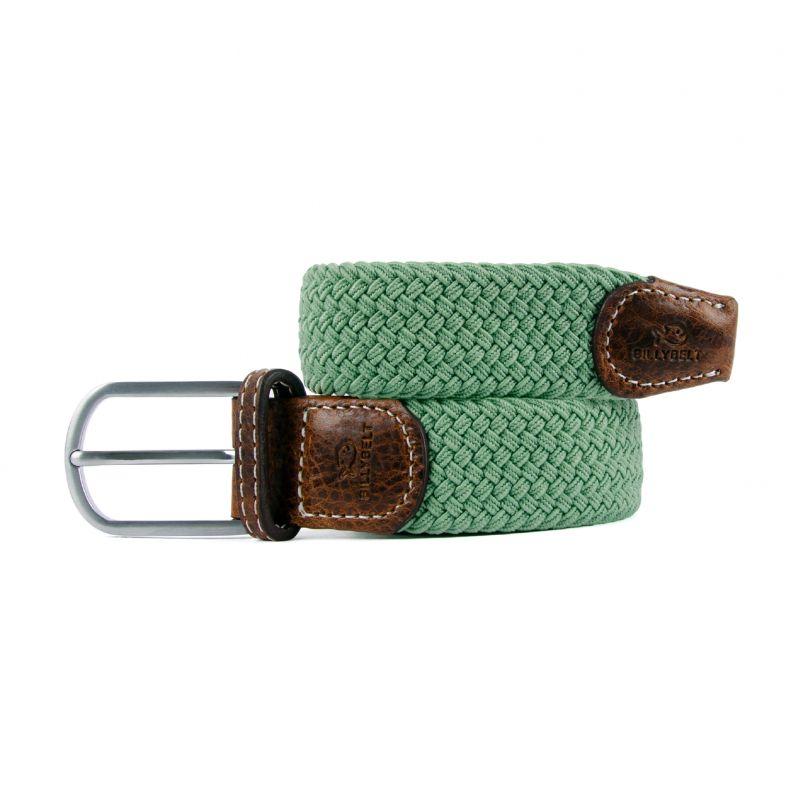 Elastic woven belt Green Canada