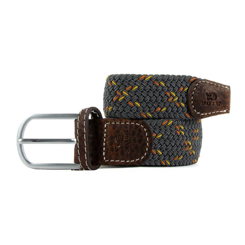 Elastic woven belt The Nagaya