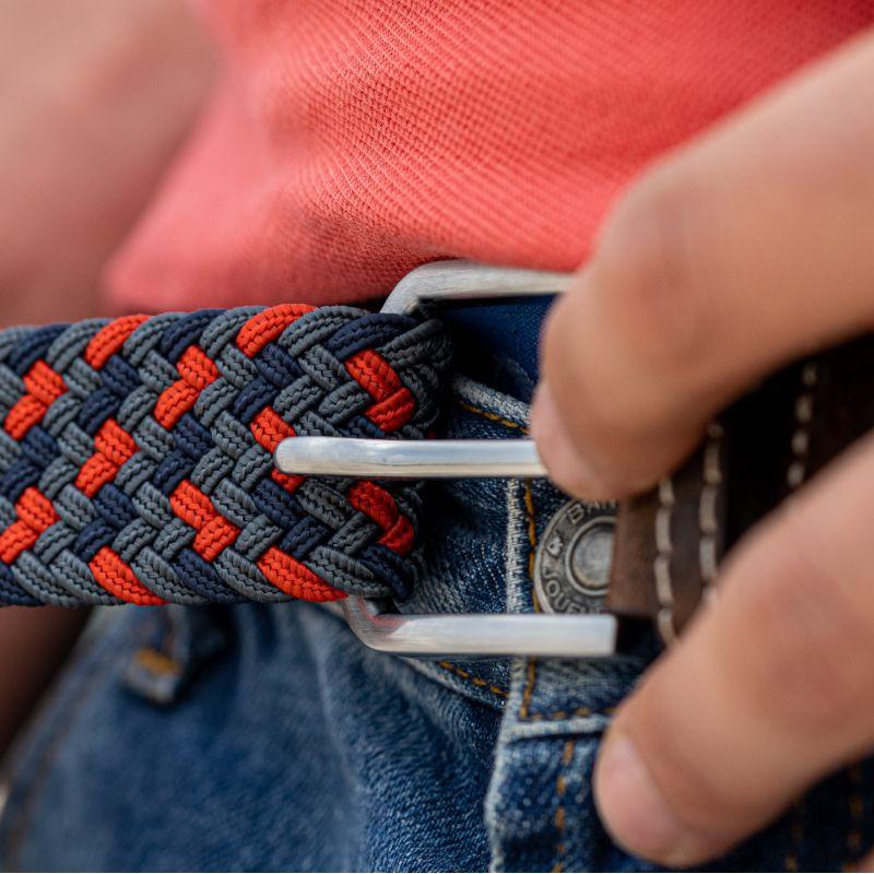Elastic woven belt The Vilnius