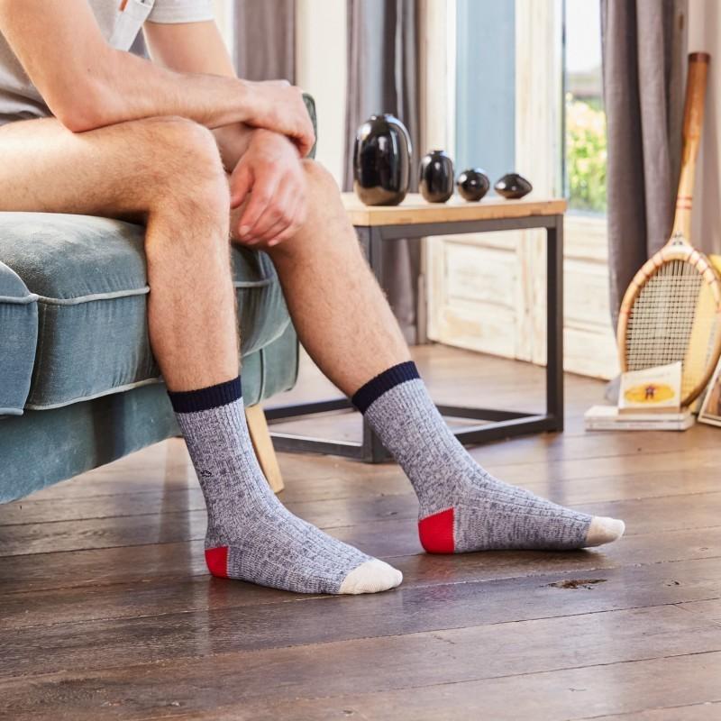 Chaussettes coton épais L'Épicée