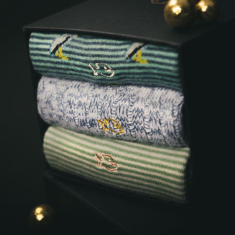 Coffret de 3 paires de chaussettes