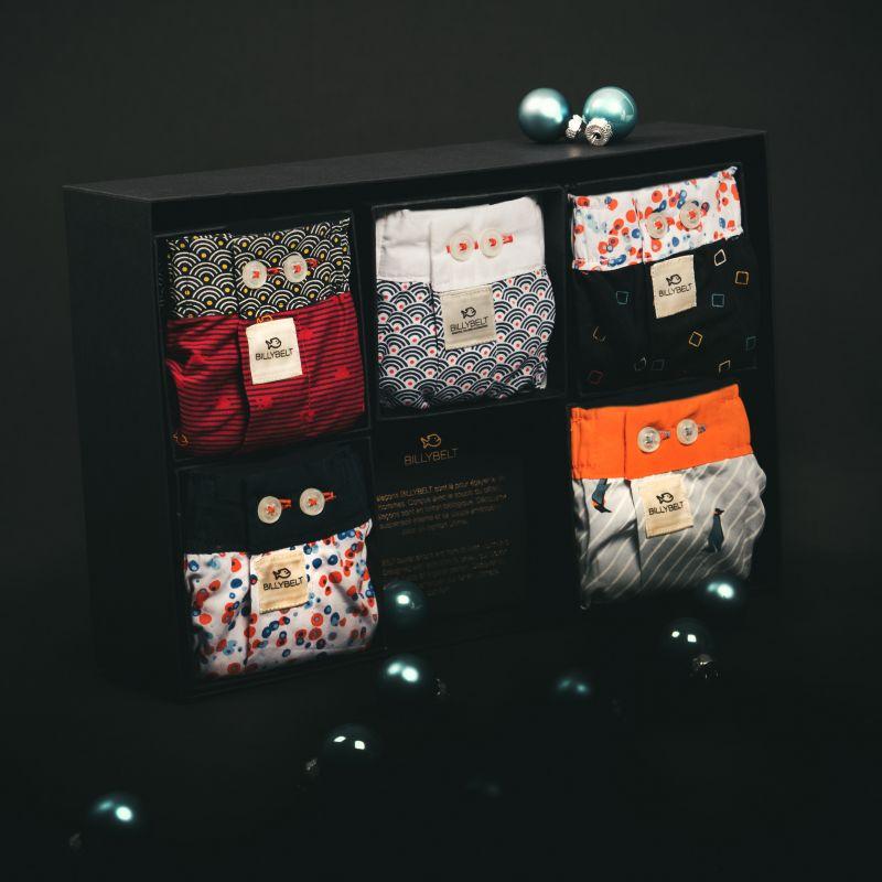 5 Boxer shorts gift box