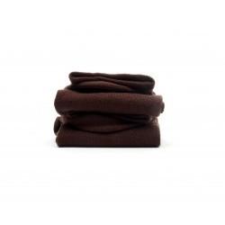 Chaussettes Coton  Chocolat