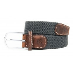 Belts gift box  Flannel Grey and sand beige