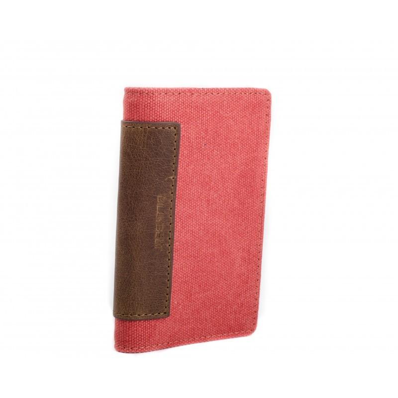 Porte Cartes RED CORAL CODE