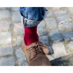 Chaussettes Framboise homme
