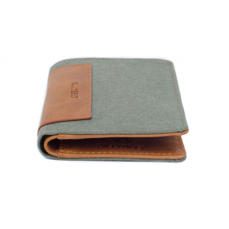 Wallet olive for men