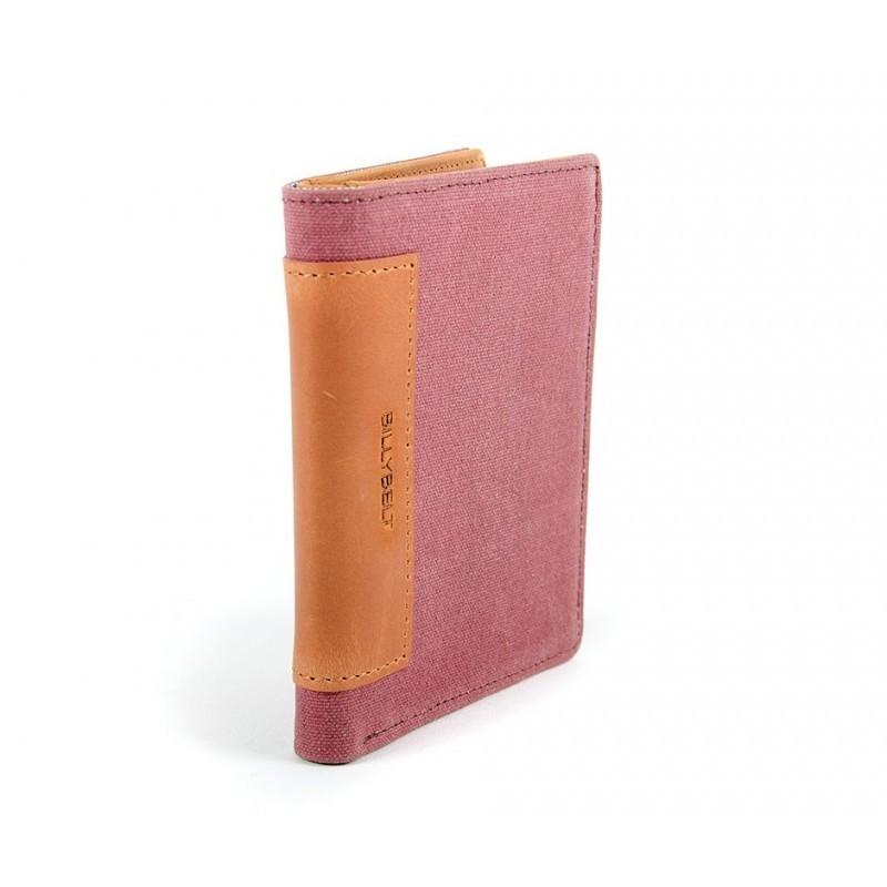 Porte-cartes Parme avec poche zippée