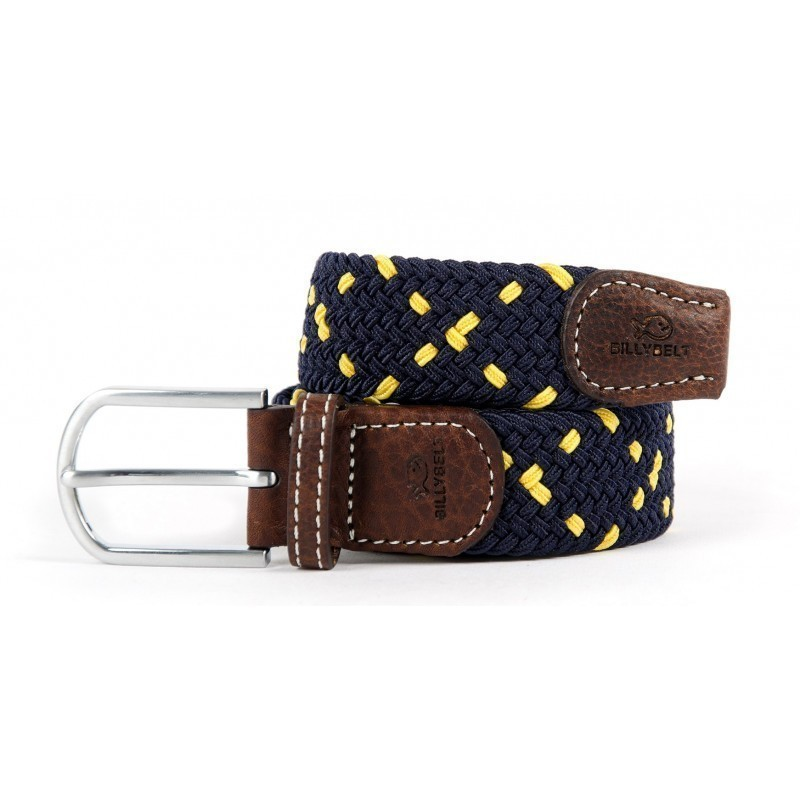 The Oslo braided belt for men