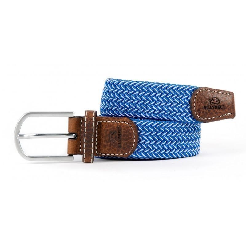 Ceinture tressée - ceinture élastique pour homme finitions cuir ... d84fa7daf67
