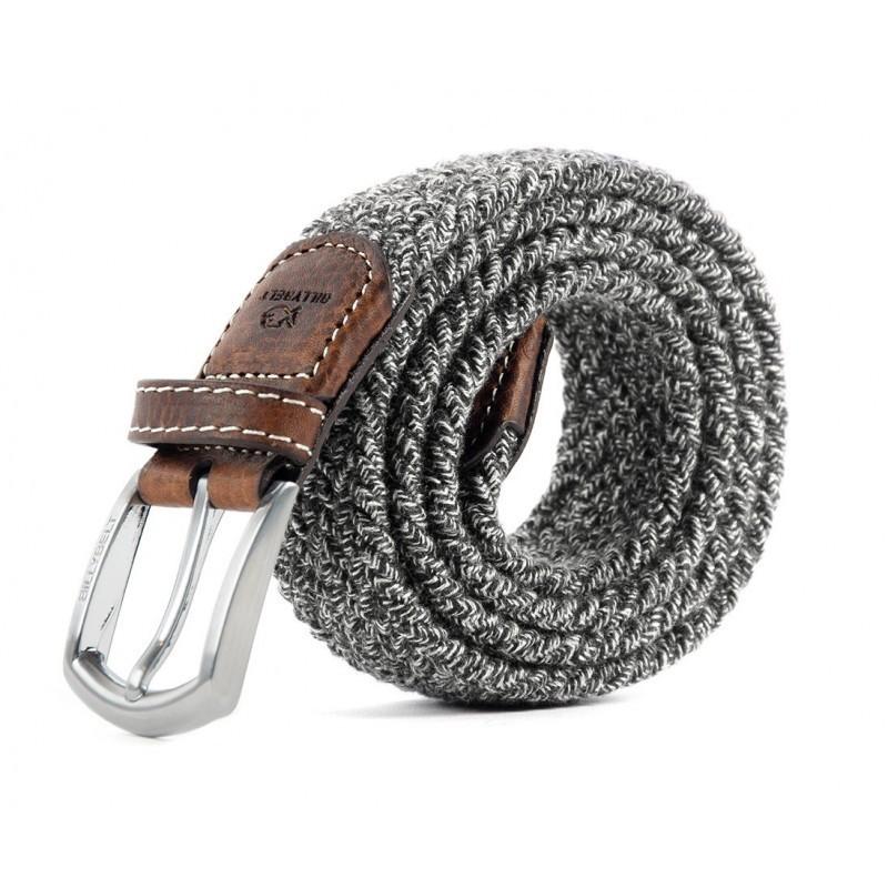 wool woven belt