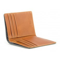 Wallet Code +  Khaki