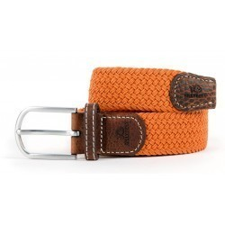 Clay braided belt for women