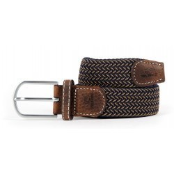 The Havana braided belt for women