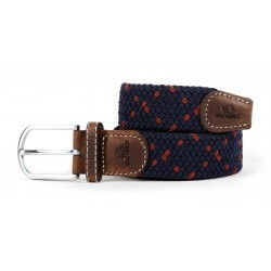 The Milan braided belt for women