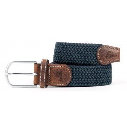 The Wellington braided belt for women