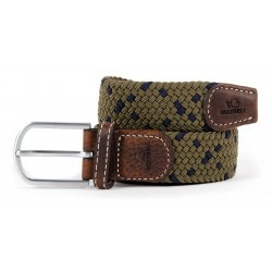 The Edinburgh braided belt for women