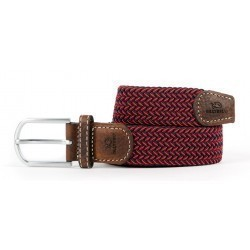 The Sao Paulo braided belt for women