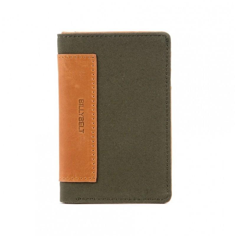 Khaki card holder