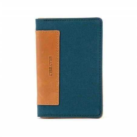 Porte-cartes Bleu canard homme