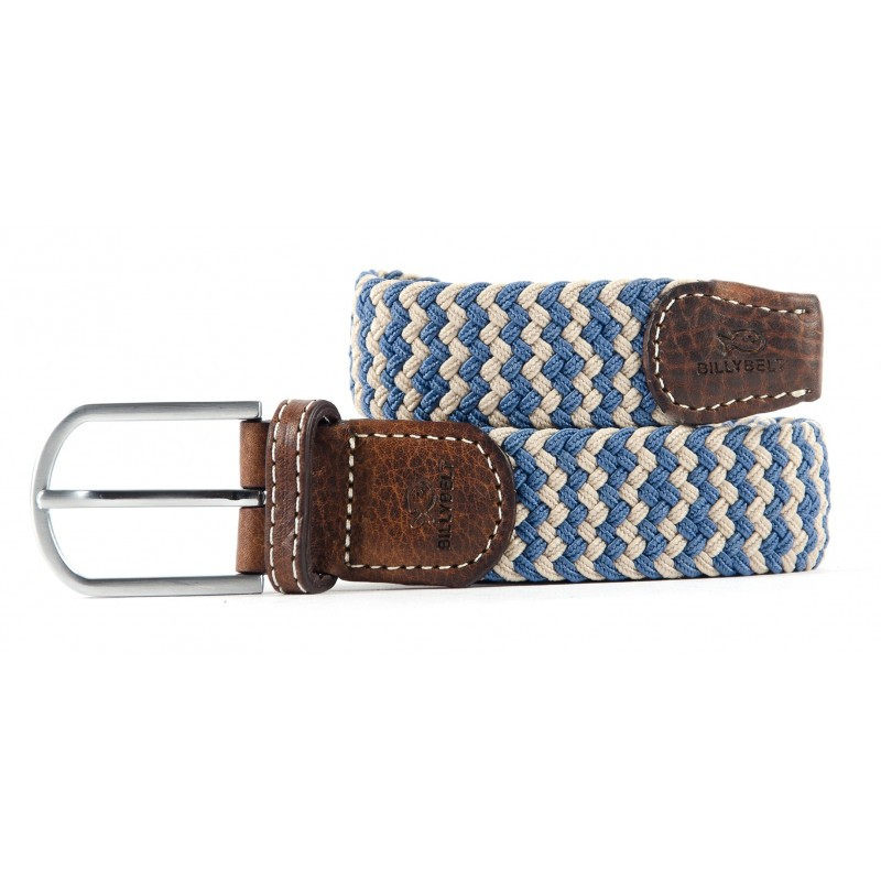 Stockholm braided belt for men