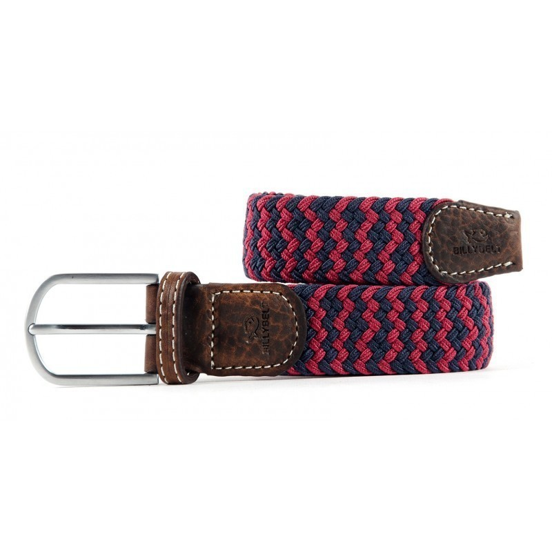 The Brussels braided belt for men