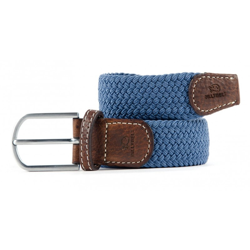 Air Force braided belt for men
