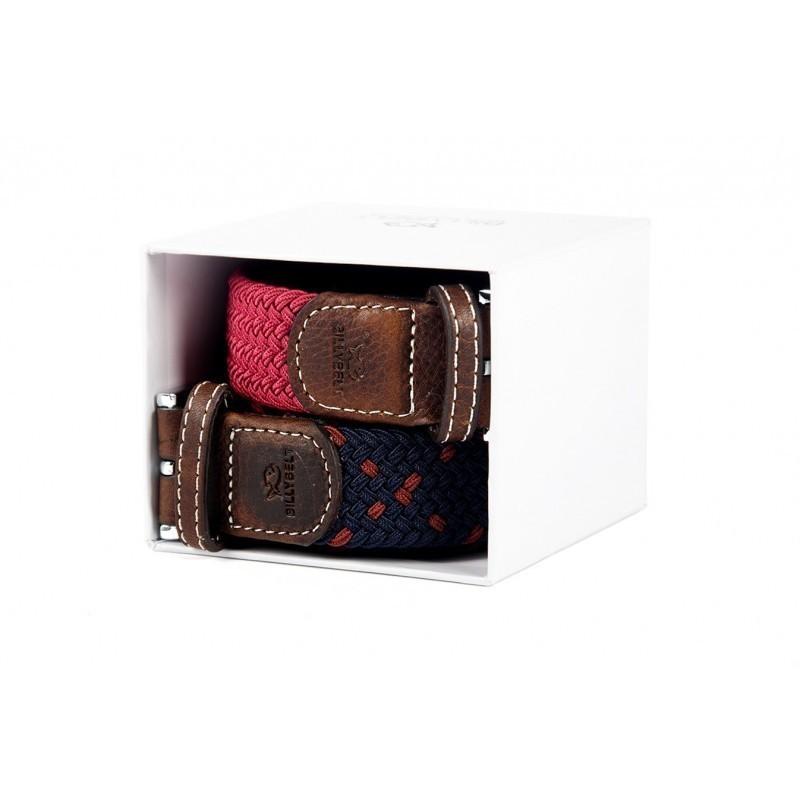 Gift box belts man