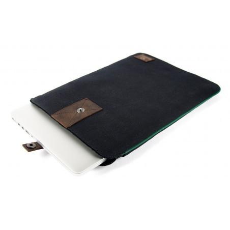 Pochette ordinateur Noir 13 pouces