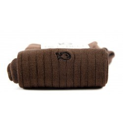 Lisle socks  Chestnut Brown