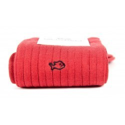 Lisle socks  Red Grenade