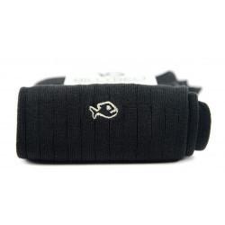 Chaussettes fil d'Écosse Gris Anthracite