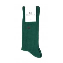 Chaussettes fil d'Écosse Vert Anglais