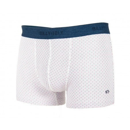 Boxer en coton biologique Red Point