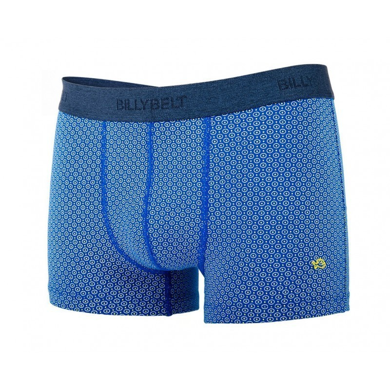 Boxer brief in organic cotton Yellow Point