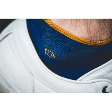 Socquettes Bleu canard