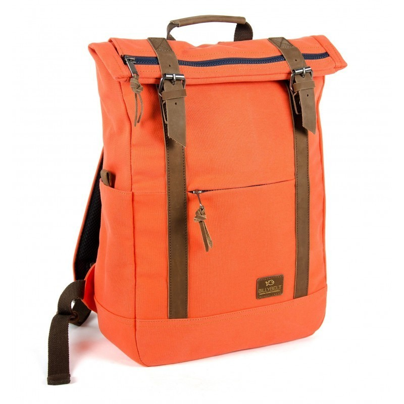 Backpack urban Tangerine