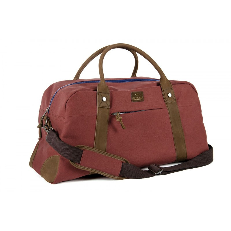 Sac 48h Weekender rouge bordeaux