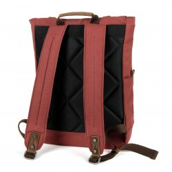 Urban Adventurer Backpack  Burgundy