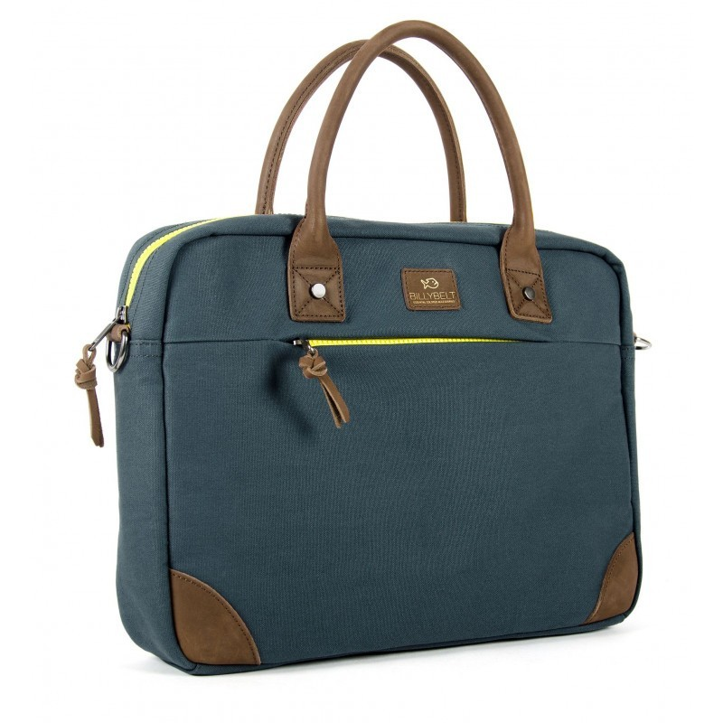 Laptop bag Slate Blue