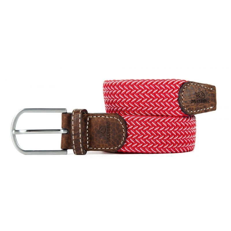 elastic woven belt red The Mexico