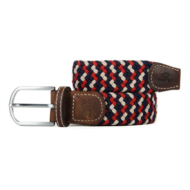The Amsterdam braided belt for men