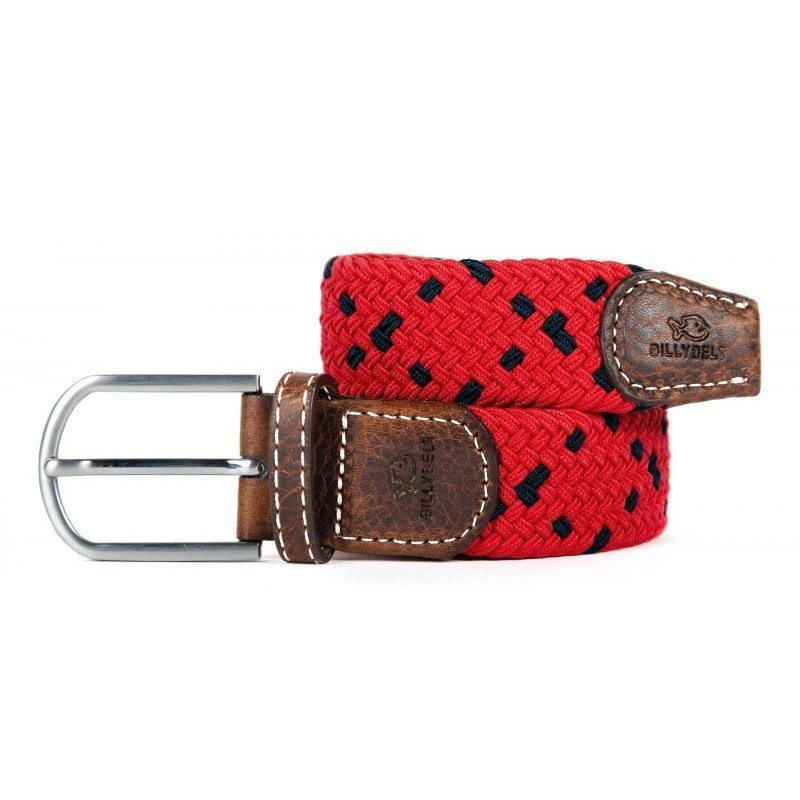 The Montreal braided belt for men