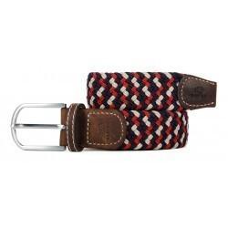 The Amsterdam braided belt for women