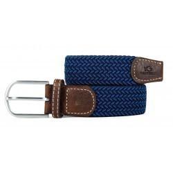 The Tokyo braided belt for women